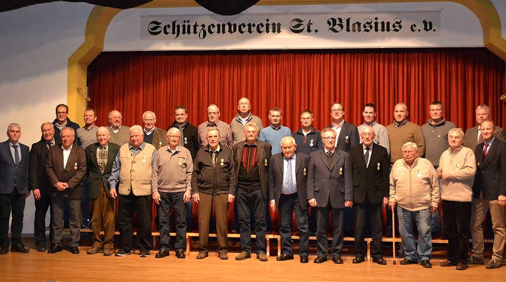 Kreisschützenfest – Thema der Generalversammlung